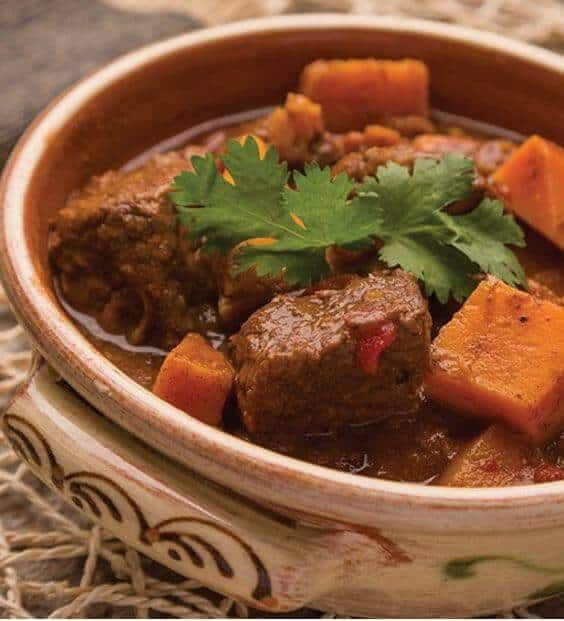doTERRA Moroccan Beef Tagine