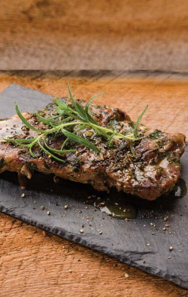 doTERRA Parsley-Basil Steak