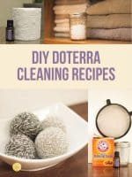 The Best DIY doTERRA Cleaning Recipes to Clean Pretty Much Anything