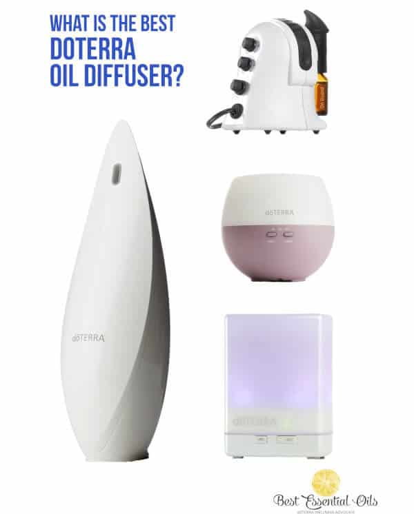 doTERRA Diffuser Reviews – What is the Best Essential Oil Diffuser?