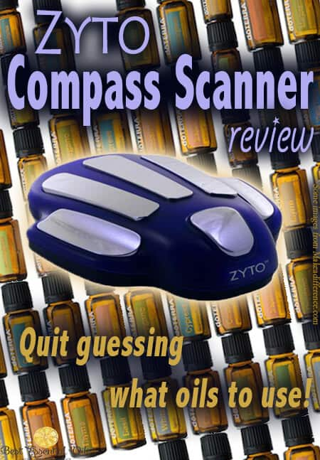 My Zyto Scan doTERRA Review – Quit Guessing Which Oils to Use!