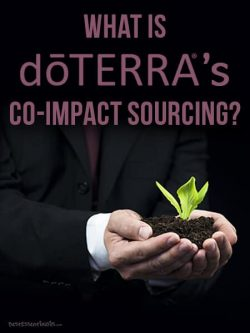 What is doTERRA's Co-Impact Sourcing?