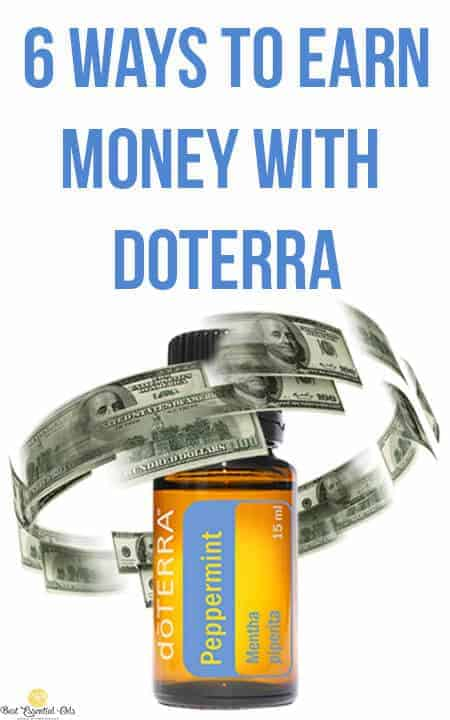 The Six Ways to Earn Money with doTERRA