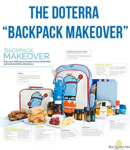 The doTERRA Backpack Makeover