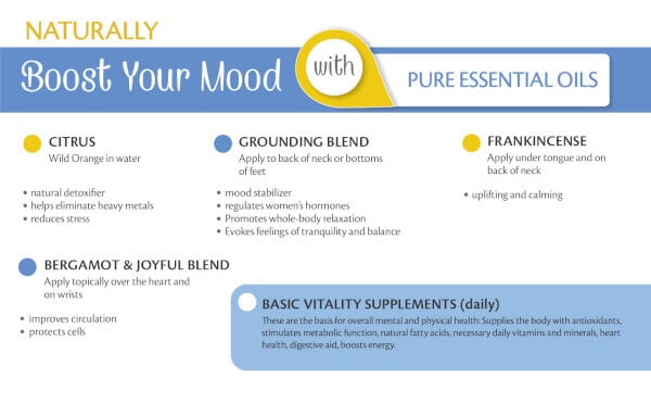 Boost Your Mood with doTERRA Essential Oils