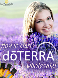 How to start doTERRA wholesale
