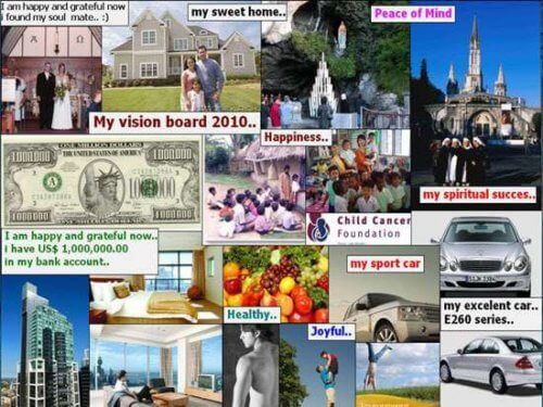 Femagination Vision Board