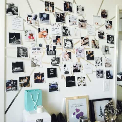 How to Create a Stylish Vision Board for any Space