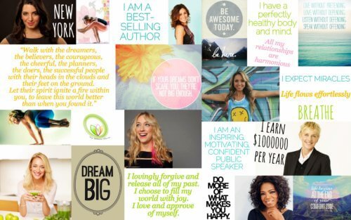 Jessainscough Vision Board