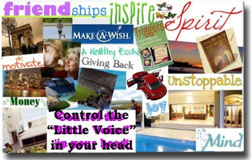 Sundance Healing Center Vision Board