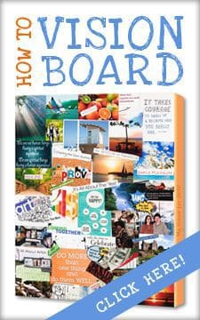 Vision Board Art To Your Success!