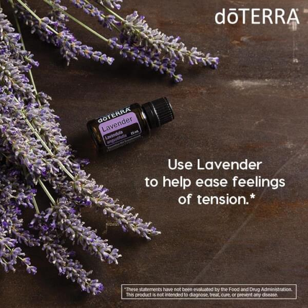 Doterra Lavender Essential Oil Uses With Diy Food And