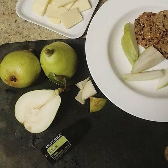 Pear with Lime Essential Oil