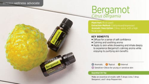 doTERRA Beramot Essential Oil Uses.""