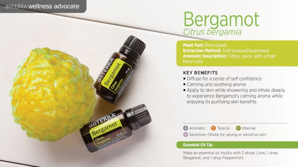 doTERRA Bergamot Benefits