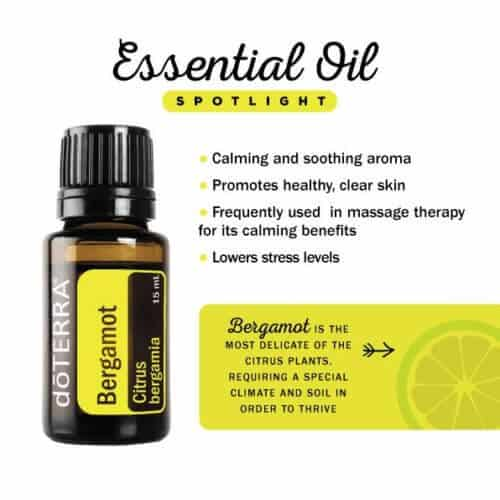 doTERRA Bergamot Essential Oil Uses