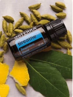 doTERRA Breathe Respiratory Blend Essential Oil Uses