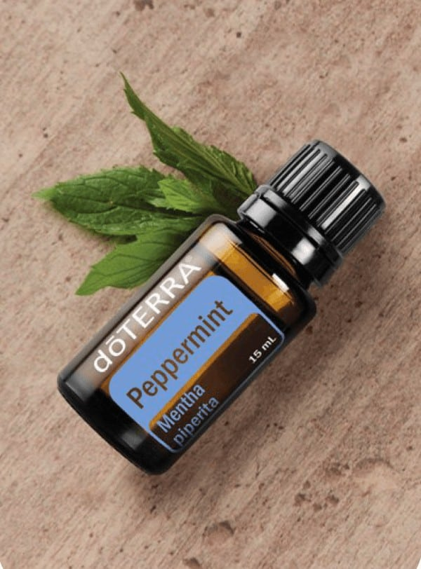 doTERRA Peppermint Essential Oil Uses