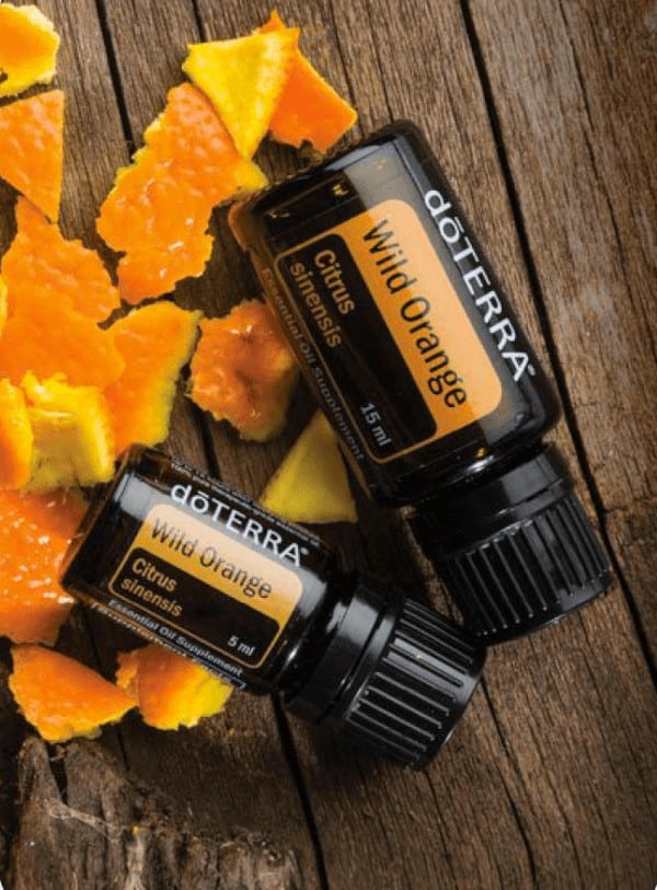 doTERRA Wild Orange Essential Oil Uses