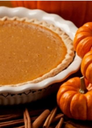 doTERRA Pumpkin Pie Recipe