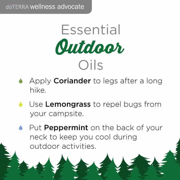 doTERRA Outdoor Oils