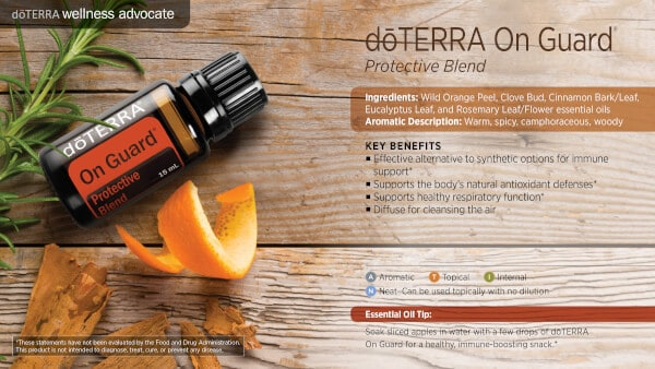 On Guard Benefits - What Is doTERRA On Guard Good For?