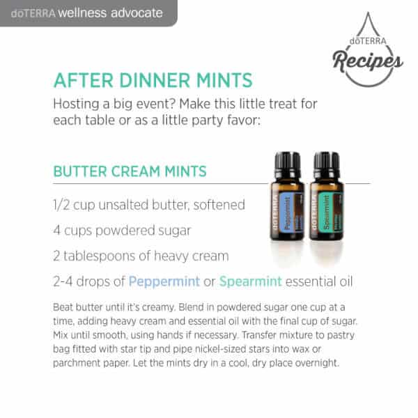 doTERRA After Dinner Mints