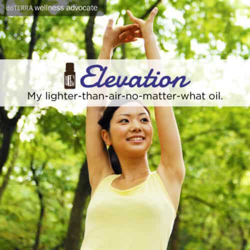 doTERRA Elevation - My lighter-than-air-no-matter-what-oil