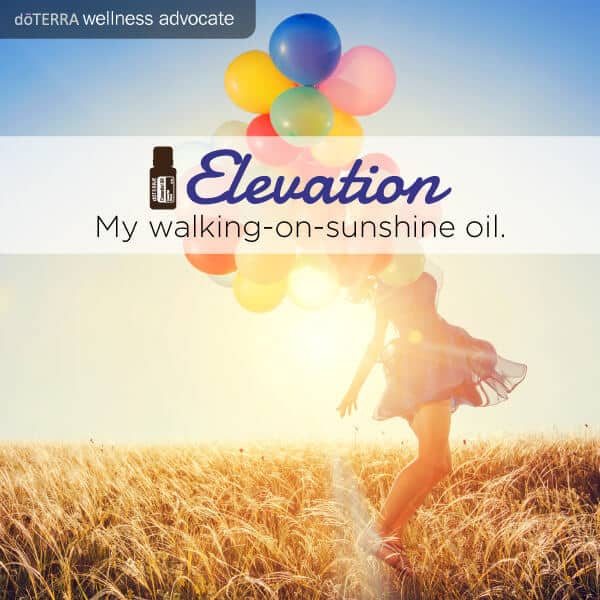 doTERRA Elevation - my walking-on-sunshine oil