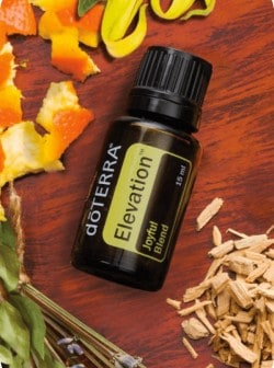 doTERRA Elevation Joyful Blend Uses