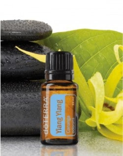 doTERRA Ylang Ylang Essential Oil Uses