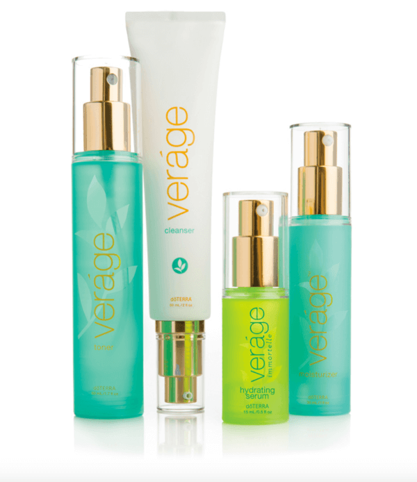 How to Use the doTERRA Veráge™ Skin Care Collection