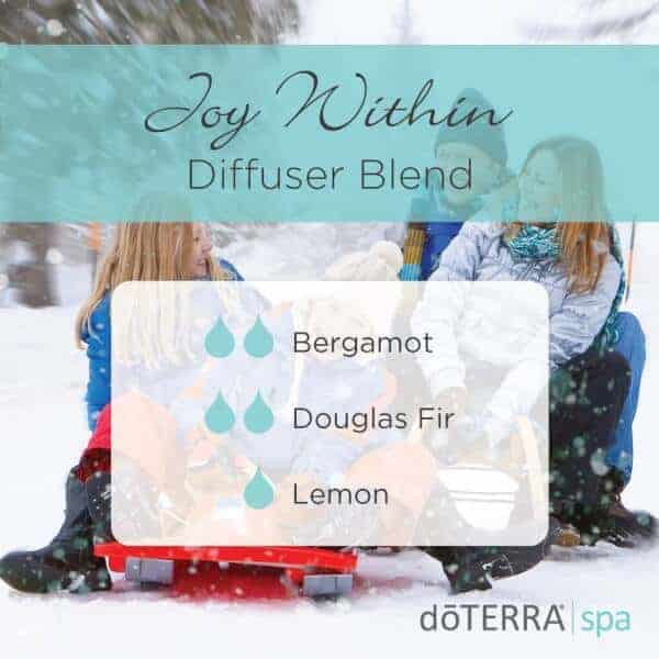 Joy Within doTERRA Diffuser Blend
