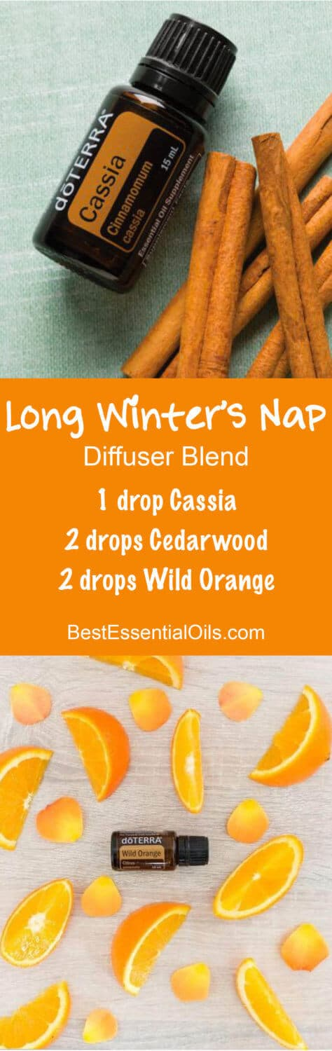Long Winter's Nap doTERRA Diffuser Blend