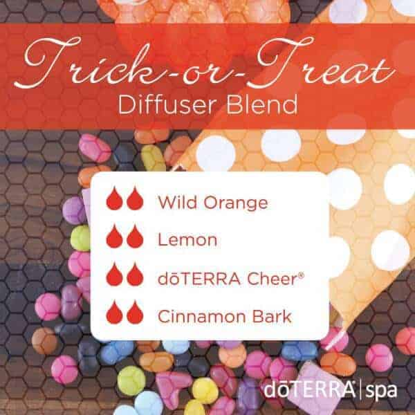 Trick-or-Treat doTERRA Diffuser Blend