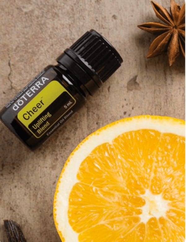 doTERRA Cheer Uplifting Blend Uses
