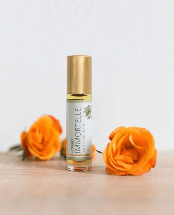 doTERRA Immortelle Anti-Aging Blend Uses
