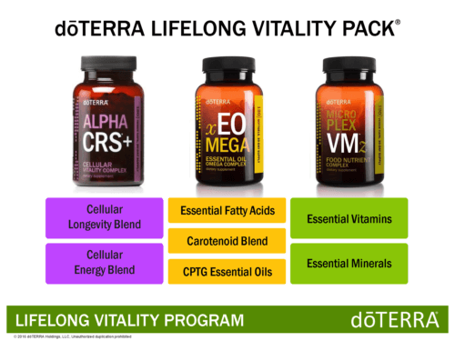 doTERRA Lifelong Vitality Pack