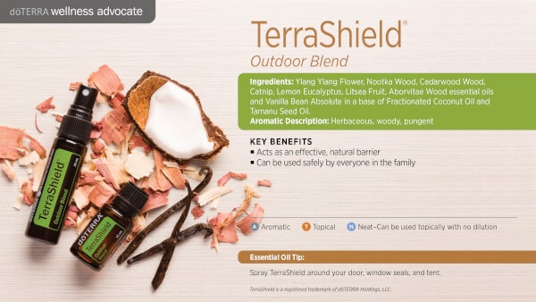 doTERRA TerraShield Benefits