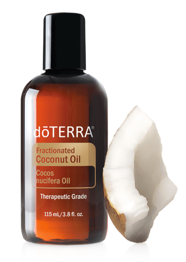 doTERRA Fractionated Coconut Oil Uses