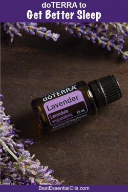 Best doTERRA Oils for Sleep