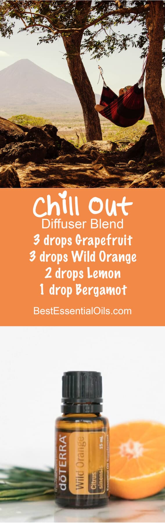 doTERRA Chill Out Diffuser Blend