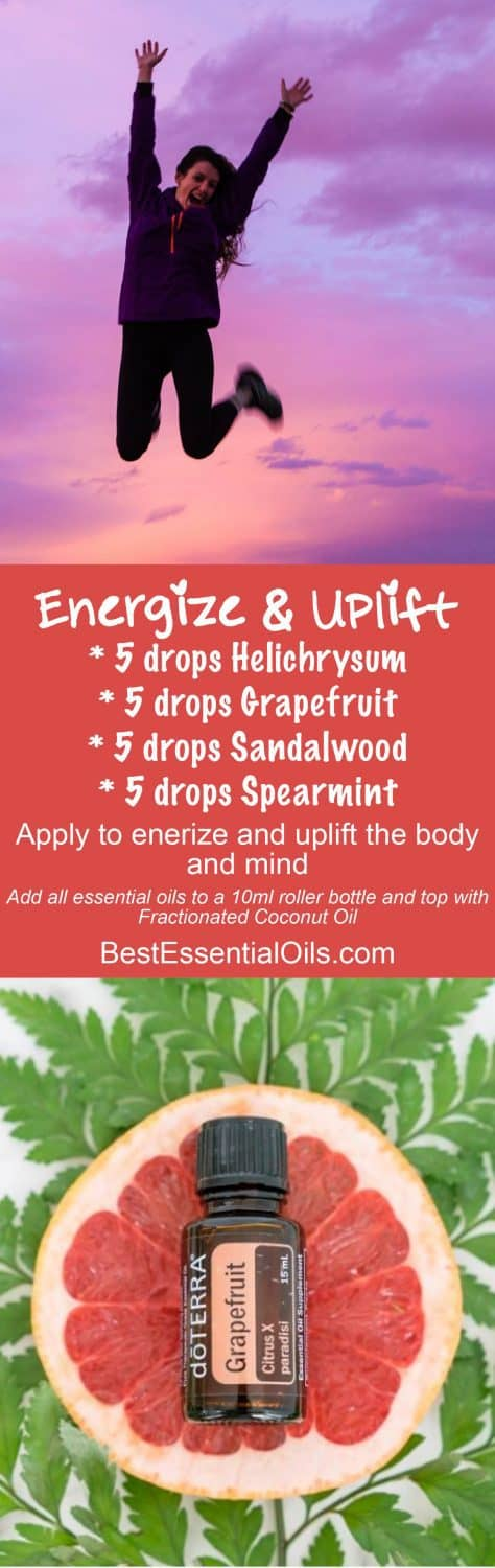 doTERRA Energize and Uplift