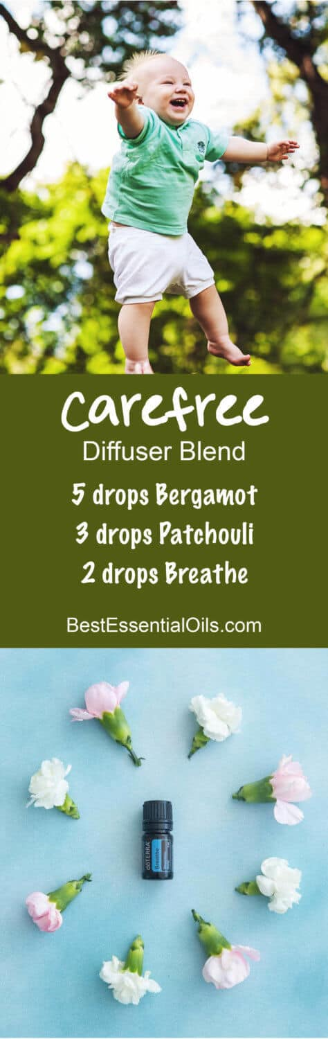 Carefree doTERRA Diffuser Blend