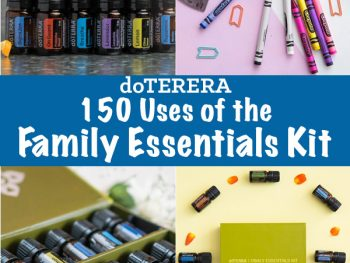 150 Uses of the doTERRA Family Essentials and Beadlets Kit