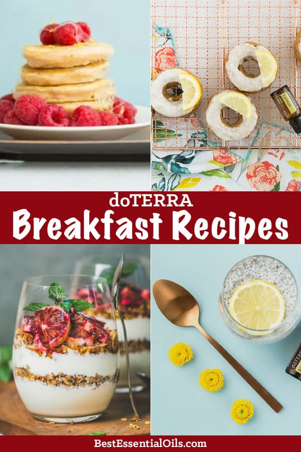 doTERRA Breakfast Recipes