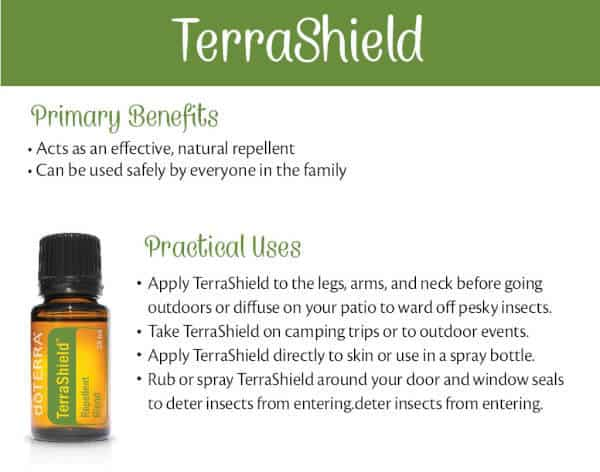 doTERRA TerraShield Benefits and Uses