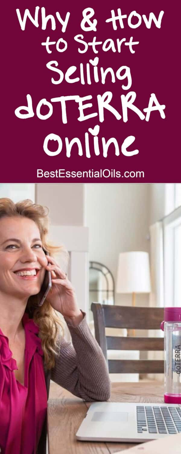 How to Sell doTERRA Essential Oils and Help Others Feel Awesome
