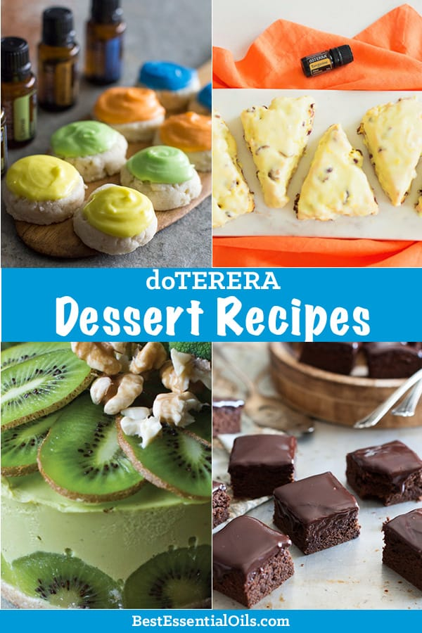 doTERRA Dessert Recipes