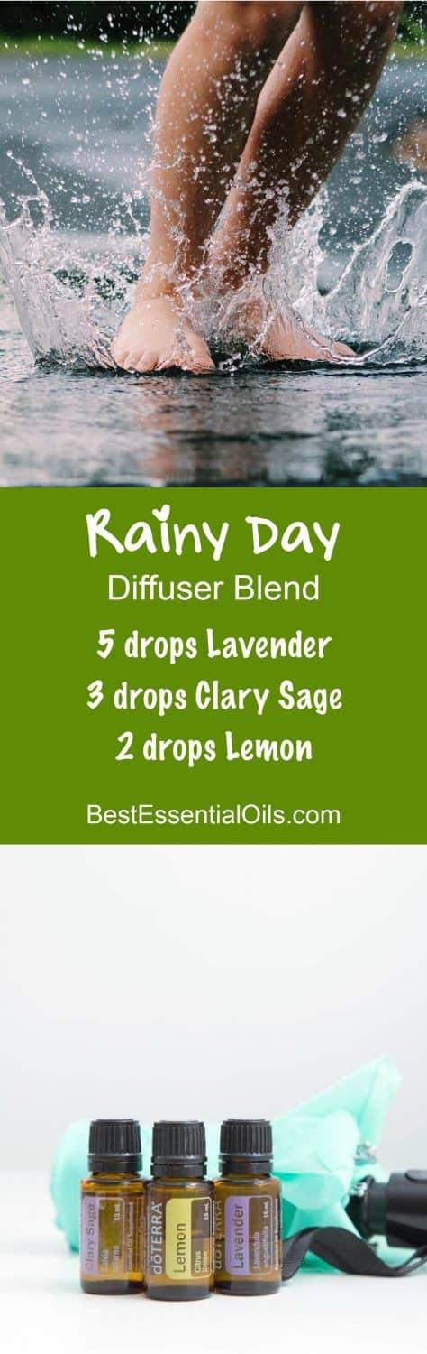 doTERRA Rainy Day Diffuser Blend